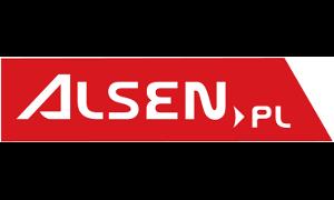 Strona internetowa firmy Alsen