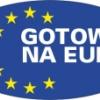 "ELZAB Omega nalepka ""GOTOWA NA EURO"""