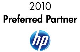 Strona internetowa firmy HP