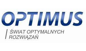 Strona internetowa firmy OPTIMUS