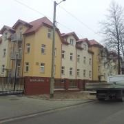 ul. Koszarowa 9 - budynek podłączony do sieci jawnet.pl