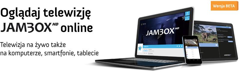 Oglądaj telewizję JAMBOX online