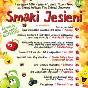 Plakat Smaki Jesieni