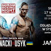 Mistrzostwo Świata WBO Głowacki vs Usyk