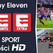 Programy Eleven - wielki sport w jakości HD