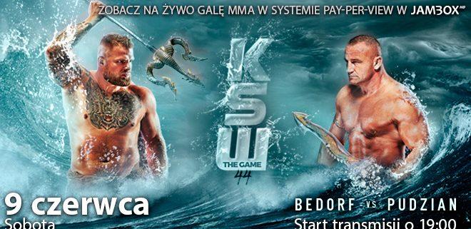 Gala MMA Bedorf vs Pudzian