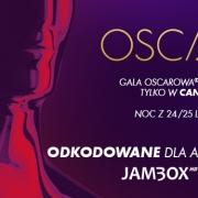 Oskary odkodowane dla abonentów JAMBOX HD